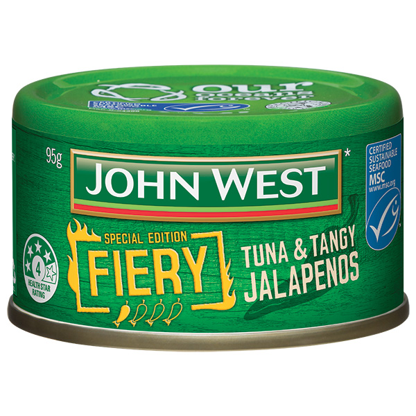 Special Edition Fiery Tuna and Tangy Jalapeno