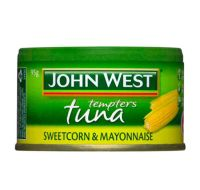 Tuna Tempters Sweetcorn and Mayonnaise 95g