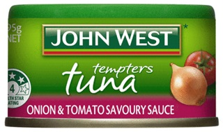 Tuna Tempters Onion and Tomato Savoury Sauce 95g.JPEG