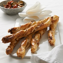Anchovy Pastry Twists