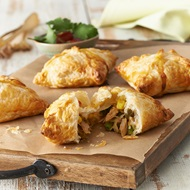 Malaysian Style Curry Puffs