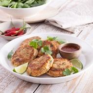 Thai Nam Jim Tuna Patties