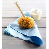 Tuna Kofta With Mint Yoghurt Sauce